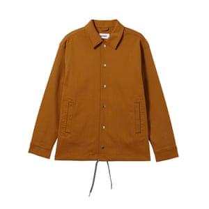 Jacket, £55, weekday.com