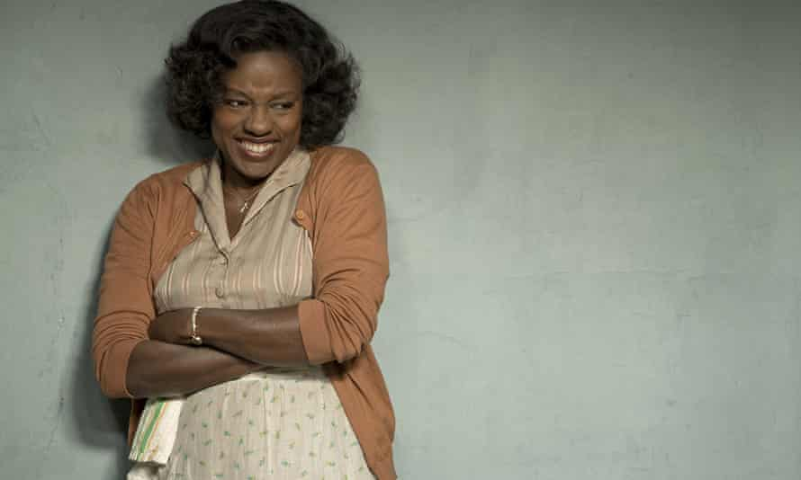 Viola Davis in Fences.