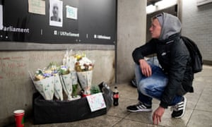 Last year two rough sleepers were found in the underpasses near parliament