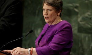 Helen Clark, the former New Zealand prime minister, is one of the contenders for UN secretary general.