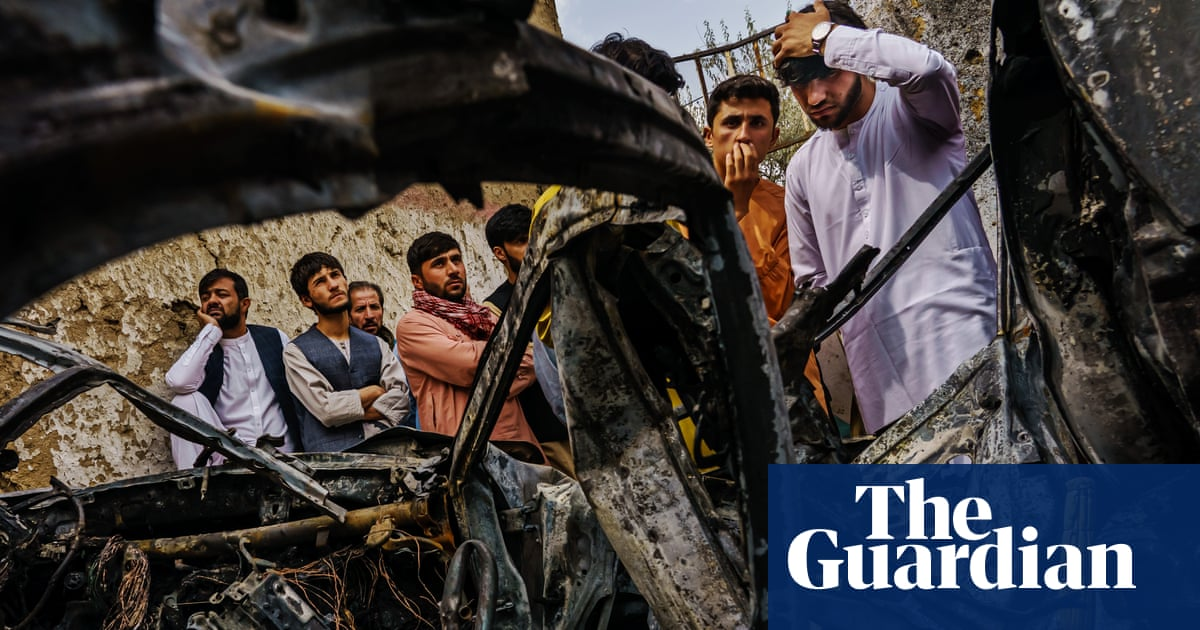 US offers payments, relocation to family of Afghans killed in botched drone attack