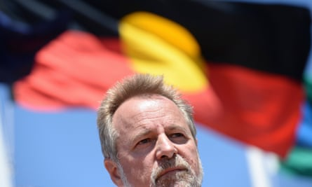 Indigenous affairs minister Nigel Scullion denies the grants enabled industry groups to oppose land claims.