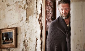 Still waiting for the acting to start … Vincent Cassel in Partisan.