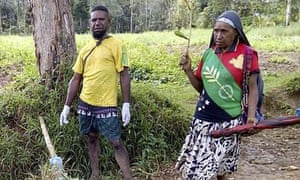 Tribal violence in Papua New Guinea's highlands has left about 30 women and children dead in 'payback killings'