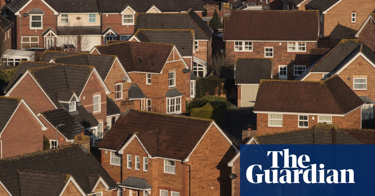 Uk House Prices Rise At Fastest Rate In Almost Two Years Says