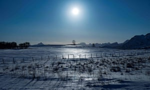 'The Arctic region is warming roughly twice as fast as the remainder of the planet.'