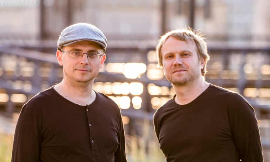 Devoted to Glass … Ivan Šiller and Fero Király of Cluster Ensemble
