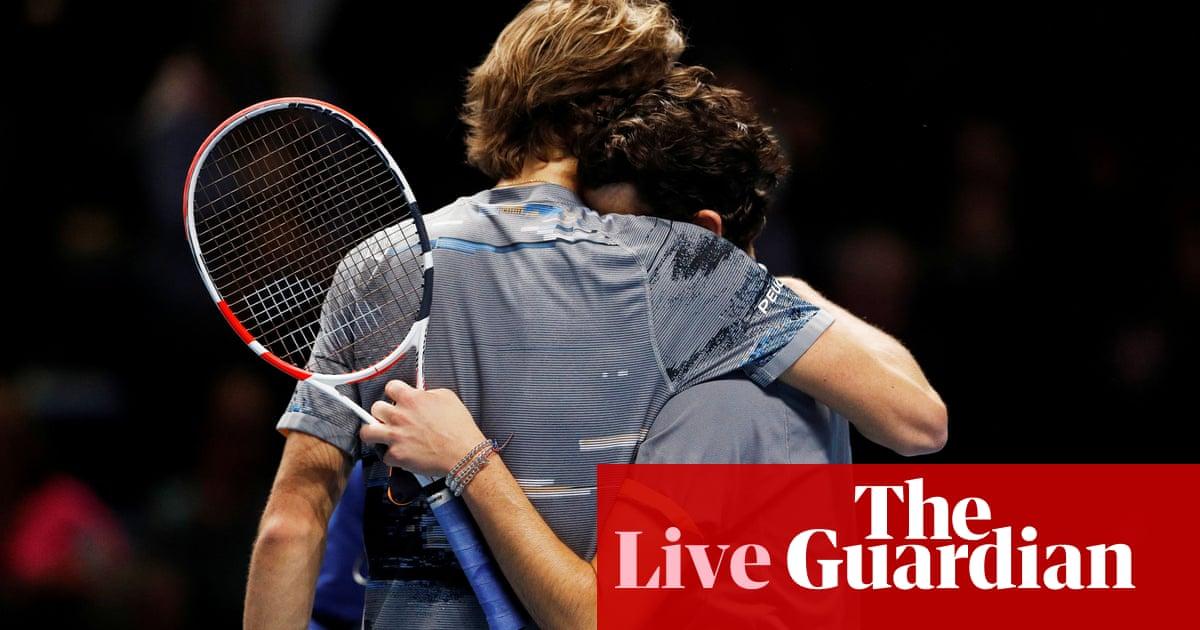 Dominic Thiem v Alexander Zverev: Australian Open 2020 semi-final – live!