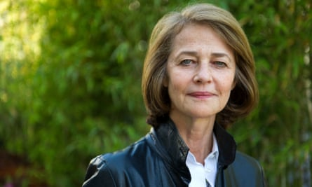 Charlotte Rampling: ' I realised that if I was to get on with my life and career, I needed to contain my grief.'