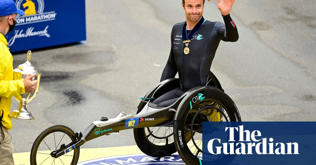 Marcel Hug loses out on $50,000 at Boston Marathon after wrong turn