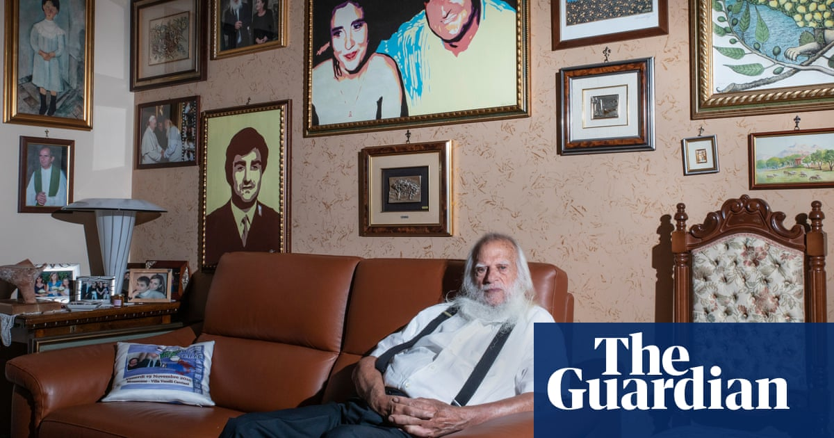 'No peace without justice': families of Italy's mafia victims wait for closure