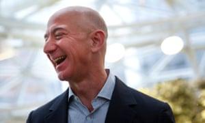 Jeff Bezos in January 2018.