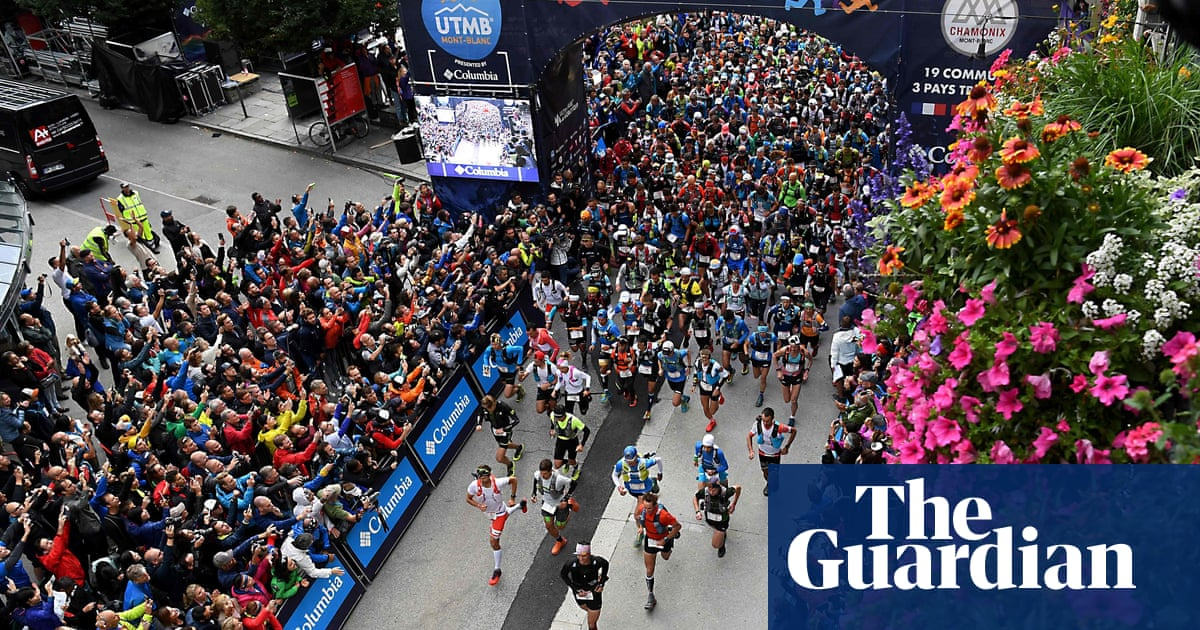 Runner dies from injuries after falling in Ultra Trail du Mont Blanc mountain race
