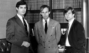 Paul Manafort,Roger Stone和Lee Atwater。