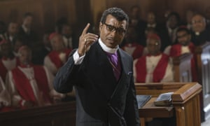 Chiwetel Ejiofor in Come Sunday.