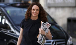 Rebekah Brooks, chief executive of News UK