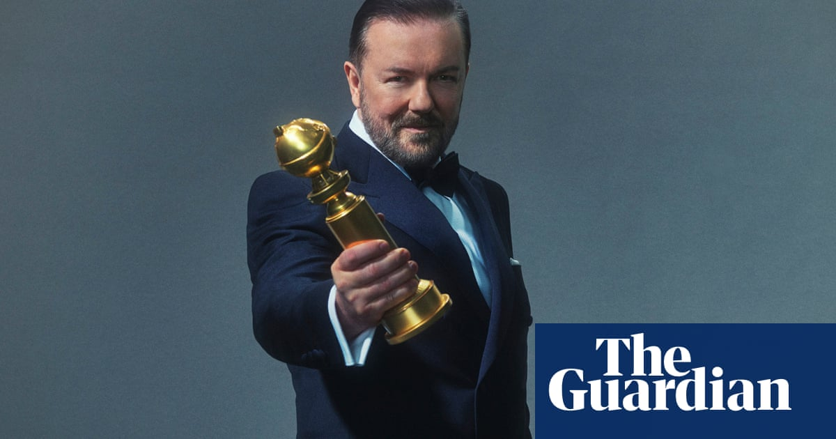 Golden Globes 2020: stars prepare for the return of Ricky Gervais
