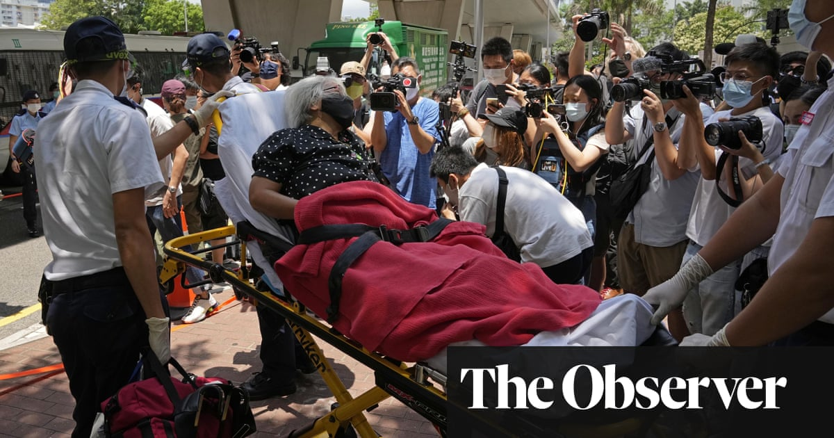The Observer view on China's human rights abuses in Hong Kong