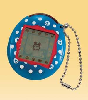 Tamagotchi Plus, an updated version of the original Tamagotchi toy, was launched in 2004.