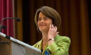 Jane Ellison, financial secretary to the Treasury