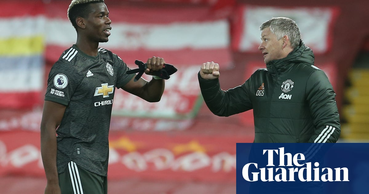 Ive never had a problem with Paul Pogba, insists Solskjær