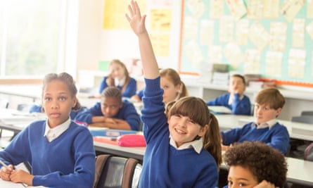 'If children are aware of, and understand what higher education is and what opportunities are available from an early age, we can y offset the anti-education mindset which sometimes takes root in the early teenage years.'