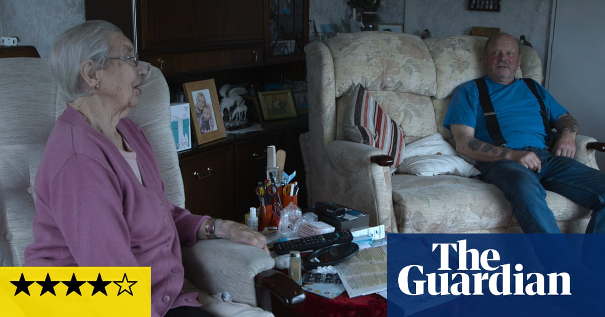 Youve Been Trumped Too review – Scottish widow defies future president