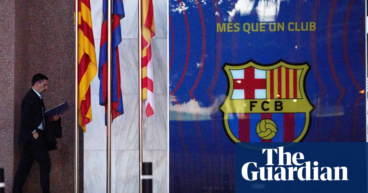 Josep Maria Bartomeu: with nothing to lose he decided to go out blazing | Sid Lowe