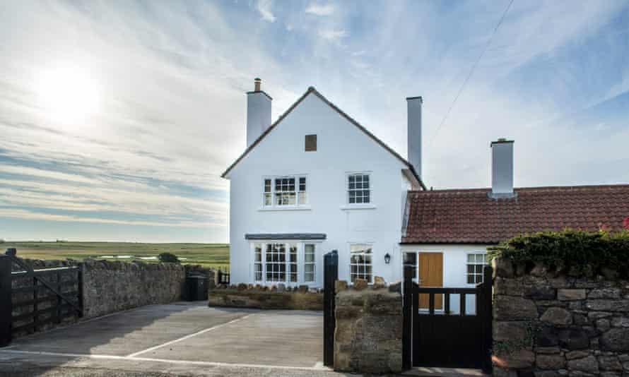 Coastguard's Cottage, Lindisfarne