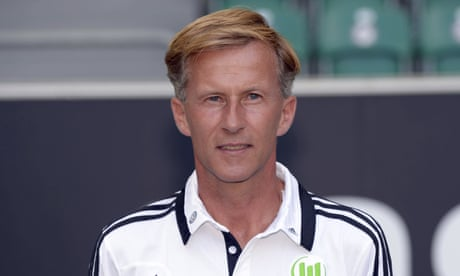 Arsenal's academy manager Andries Jonker named Wolfsburg coach