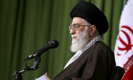 ayatollah ali khamenei iran