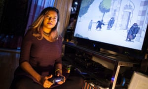 Video game writer Meg Jayanth