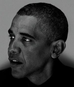 Barack Obama I, Washington DC, USA 2009