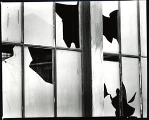Broken window, c 1970