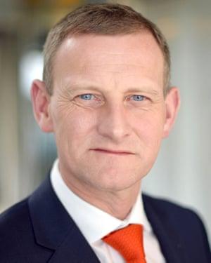 Marks & Spencer CEO Steve Rowe