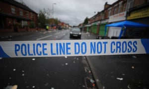 Homicides in England reach highest level in a decade   UK