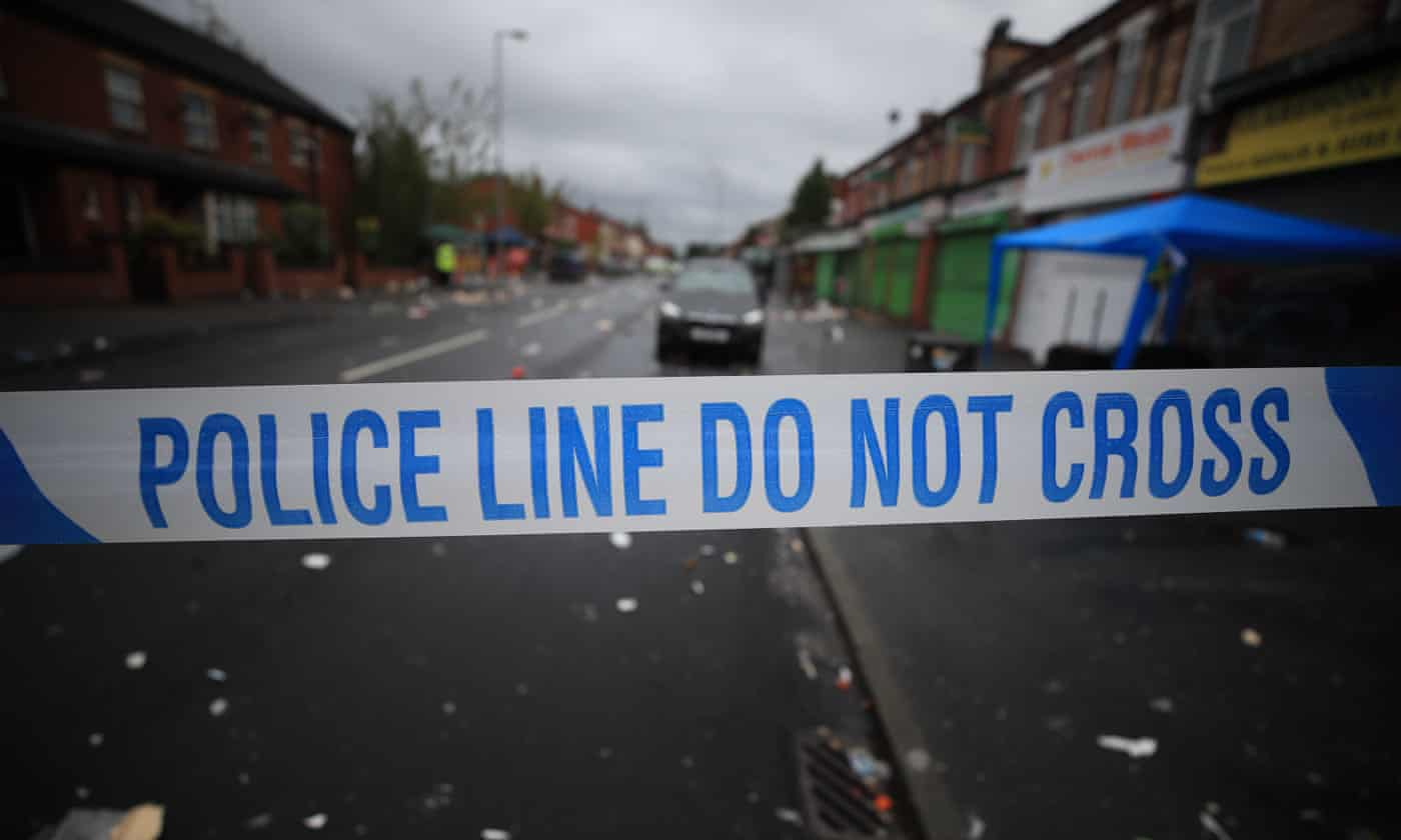 Homicides in England reach highest level in a decade