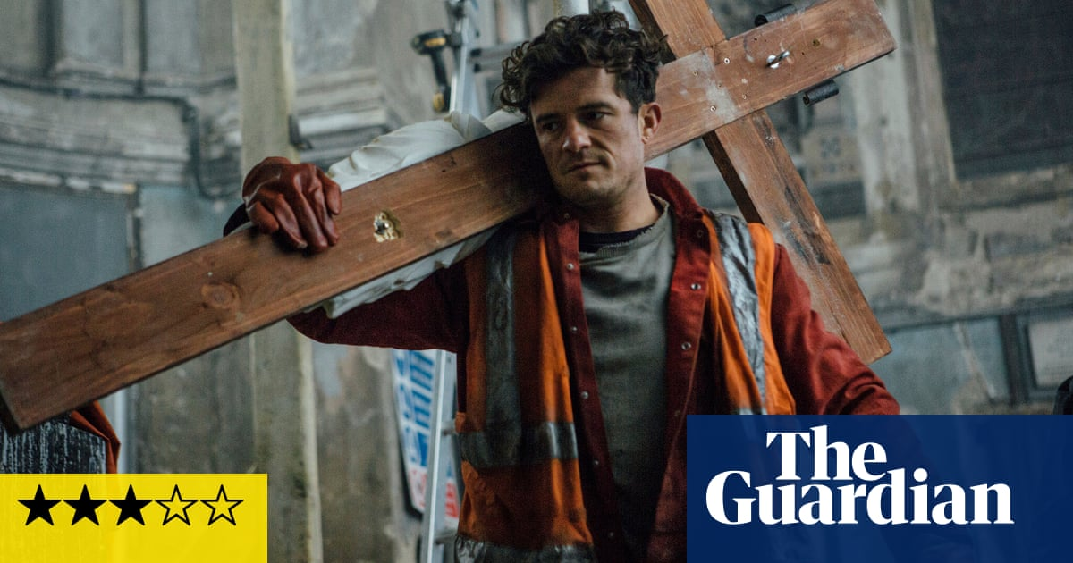 Retaliation review – Orlando Bloom gives it his all in lacerating sexual-abuse drama