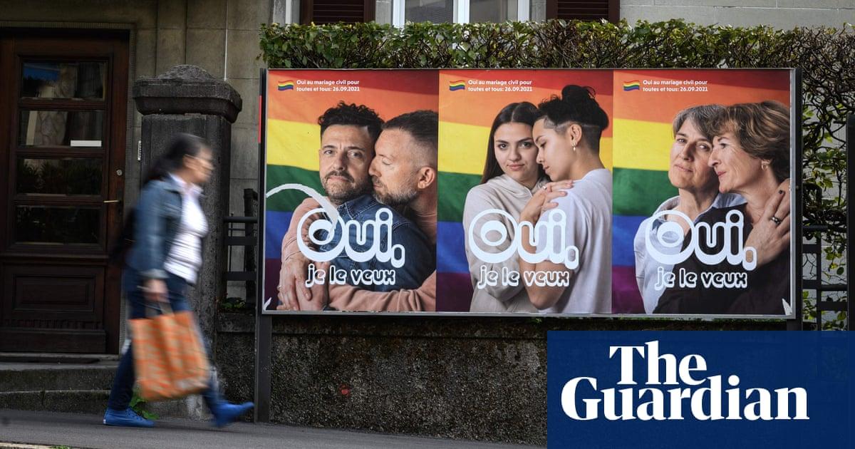 Switzerland gears up to vote in same-sex marriage referendum
