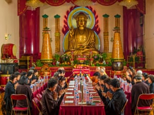 Mahayana Buddhist Ceremony
