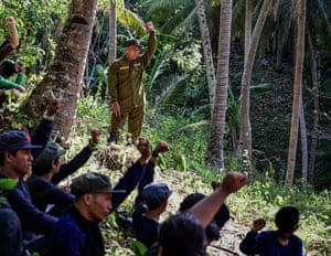 The Philippines' defence department has vowed the insurgents will become strategically irrelevant by 2022