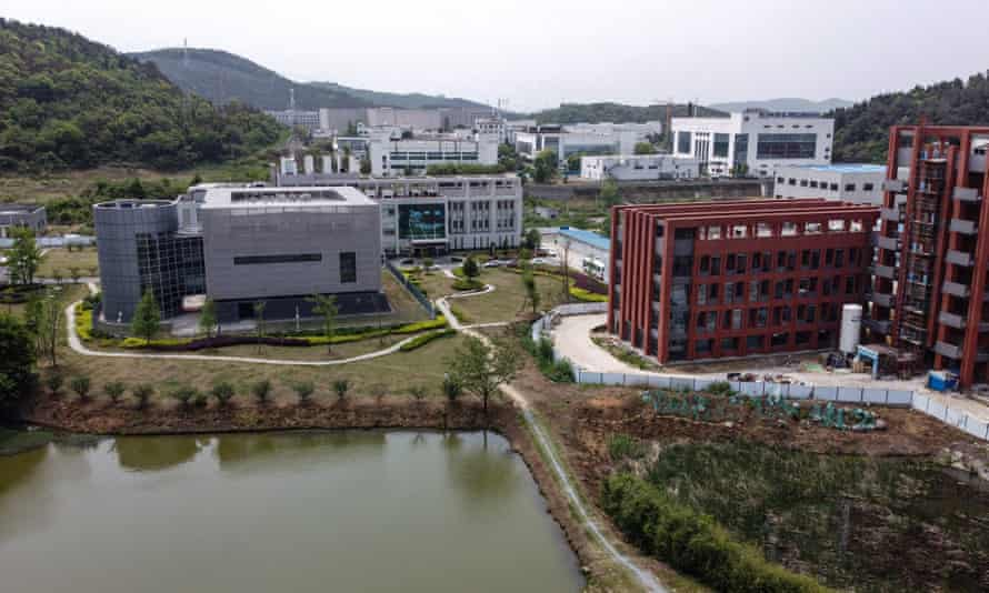 The P4 laboratory at the Wuhan Institute of Virology