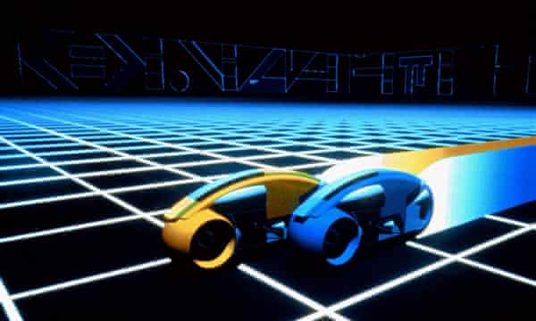 Tron … A visual inspiration for fashwave