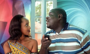A screen grab from MTN Uganda's 'fall in love with the internet' advert