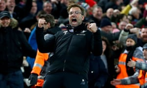 Jürgen Klopp is confident going into Liverpool's Premier League match with Crystal Palace.