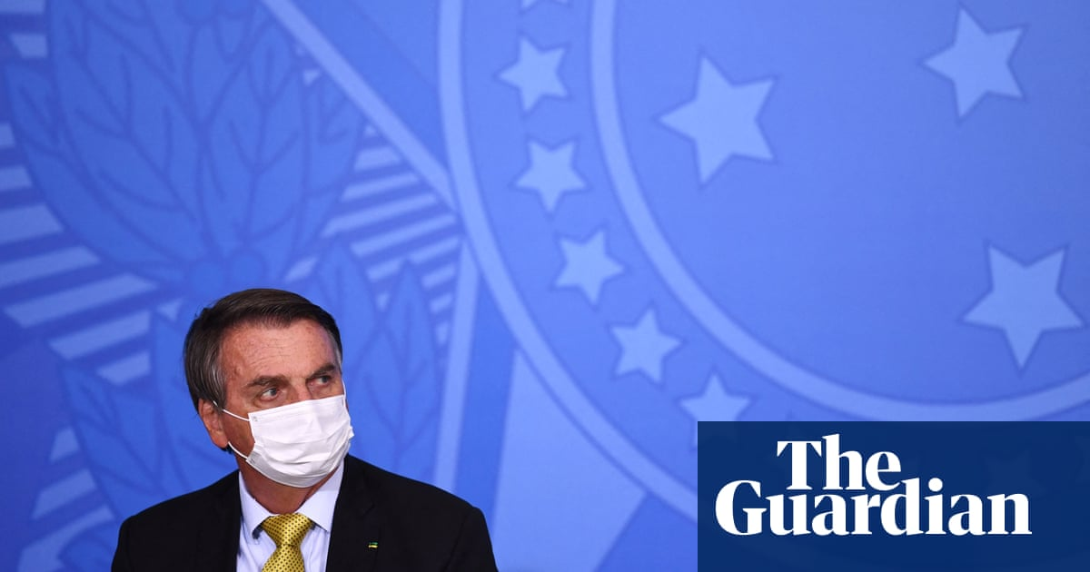 Bolsonaro fires health official who reportedly asked for vaccine deal bribe