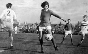 FA Cup 5th round against Northampton in 1970.