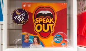 Speak Out.