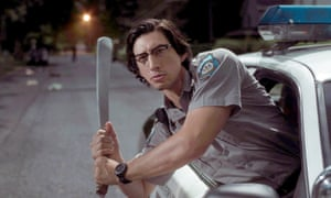 Adam Driver in The Dead Don't Die by Jim Jarmusch.