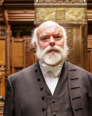 Lord Lisvane, the former clerk of the Commons